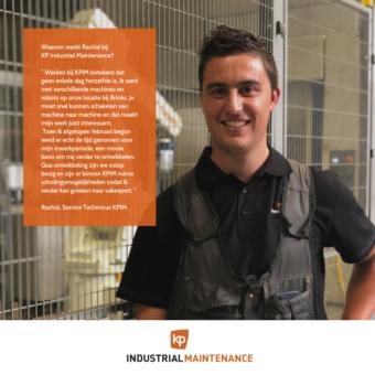Rachid Klein Poelhuis Industrial Maintenance