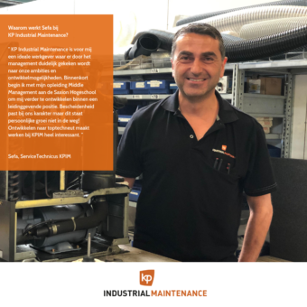 Sefa Klein Poelhuis Industrial Maintenance
